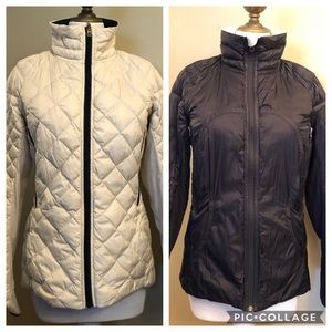 "2in1-Lulu🍋Down""Run Turn Around Jacket""Like New"